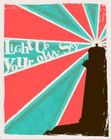 Light up your own sky by canonto