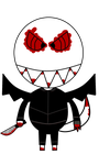 Psycho Bloody the Blood Demon by MudkipDiancie