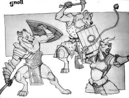 gnoll future for you by Pachycrocuta