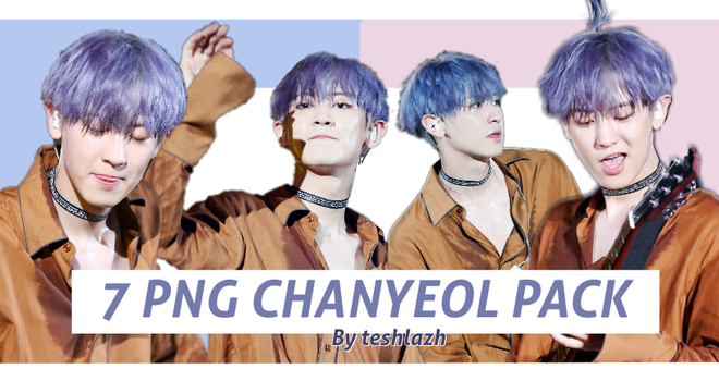 Park Chanyeol Exo PNG by teshlazh