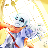 Sans- Time To Reset by Br00kie-Draws