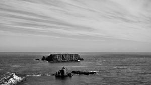 Rocky islands by UdoChristmann