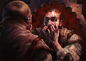 Curse of Bloodletting by Michael-C-Hayes