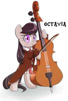 octavia in suit by joycall3