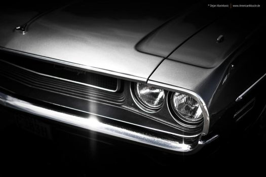 1970 Dodge Challenger Detail by AmericanMuscle