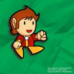 Paper Alex Kidd by KillingRaptor