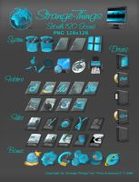 Strange-Things Idea-Icons PNG by Strange-Things