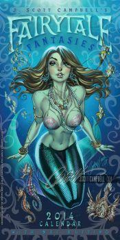 FairyTale Fantasies 2014 SDCC EXCLUSIVE Cover by ToolKitten