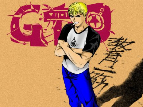 GTO - Great Teacher Onizuka by ErMungo