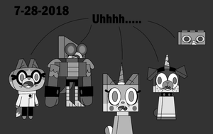 UNKYXMxls - Nixed Unikitty And Friends by worldofcaitlyn