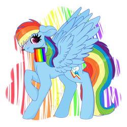 {MLP} Pride month by CakeShake22