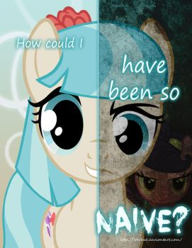 MLP - Two Sides of Coco Pommel by Starbat