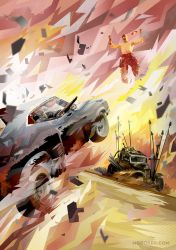 Mad-max-tumblr by mobokeh