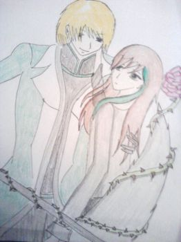 Lyn and Shou Contest Entry by Yaoi-lover-4ever