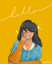 Hello! by ayinvui