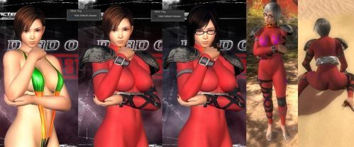 Doa5lr Request Mod Title Mitei (for LISA) by yattsuke