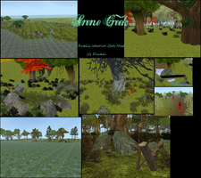 Serene Creek : Public Map by duckei