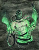 Ermac by mareCaligine