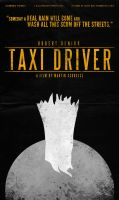 Taxi Driver Movie Poster by luvataciousskull