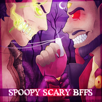 P-NO: Spoopy Scary BFFs // Playlist by Derekari