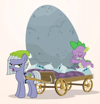 The Mystery of Holder's Boulder by PixelKitties