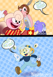 Let's Wallop! by KarlaDraws14