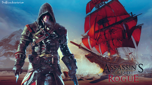 Assassin's Creed Rogue Wallpaper by BriellaLove