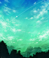 ISS Overhead by CosmosKitty