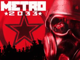 Metro 2033 Wallpaper by kerimakyuz