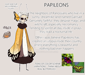 Papileons  by pirran-p