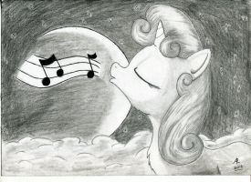 A song in the night by Rameslack