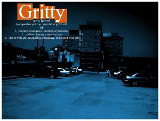 Gritty by antinowhere