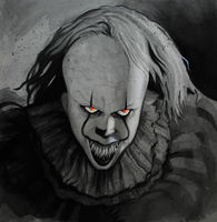 Pennywise the Dancing Clown by Draugr