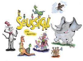 Seussical the Musical by CaptainAwesometastic on DeviantArt |Seussical Fan Art