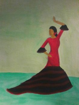 flamenco! by TaitGallery