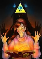 The new Puppet - Gravity Falls by sillyVantas