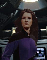 Ensign Janeway by Elephant883