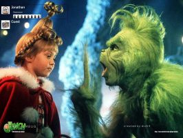 The Grinch by dssh4