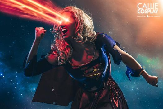 Supergirl by CallieCosplay