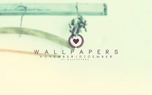 November Dicember - Wallpapers by coral-m