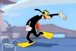Goof's Extreme Sports (naked edit) by Darth19