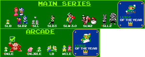 Luigi Of The Year! (MAJOR UPDATE) by KoopshiKingGeoshi
