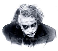 The Joker by kleinmeli