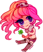 14: Cutest Character by Amphany