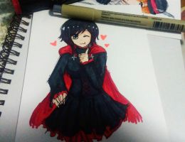 Ruby Rose by doumsnow