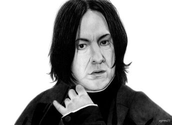 Severus Snape by agnes21