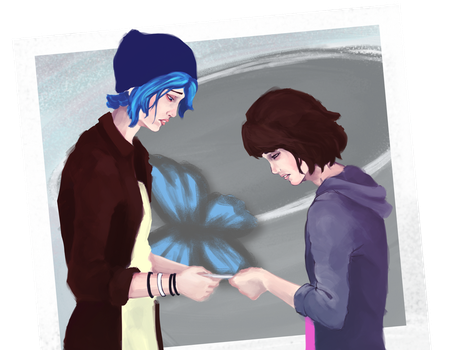 Life is Strange by gintrax13