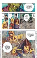 DRAGONBALL JAM Page3 by FooRay