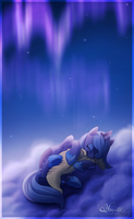 Princess of the night by hecatehell