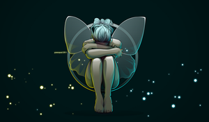 The Lonely Butterfly by greenapaul